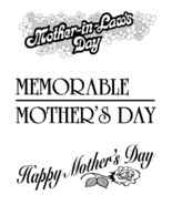 Happy Mother's Day2r-Digital Download-ClipArt-A... - $3.85