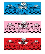 Happy Mother's Day7r-Digital Download-ClipArt-A... - $3.85