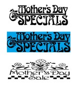 Happy Mother's Day8r-Digital Download-ClipArt-A... - $3.85