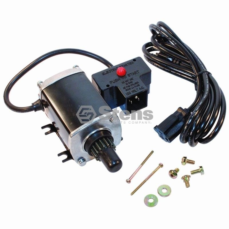 Electric Starter Kit for Cub Cadet SWE528 159636A Tecumseh LH358 Snow Blower