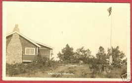 BASS LAKE MICHIGAN YMCA CAMP RPPC Hale MI - $14.99