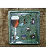 6 pc Fishing / Cabin Wine Charm Assortment - $17.98