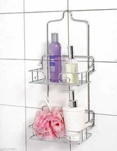 Bath Shower Accessories Toiletries Holder Caddy Caddie Organizer CHROME ... - $20.98