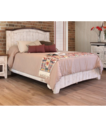 Anton White Queen Size Bed - $1,222.65