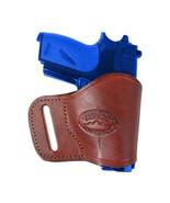 NEW Barsony Burgundy Leather OWB Yaqui Holster Bersa, Colt Mini-Pocket 2... - $26.99