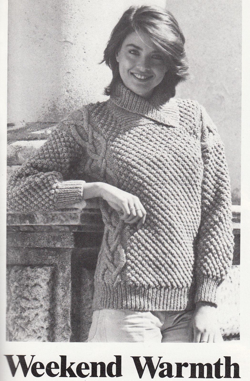 STITCHCRAFT NEEDLEWORK CROCHET KNIT EMBROIDER NOVEMBER 1981 VINTAGE MAGAZINE