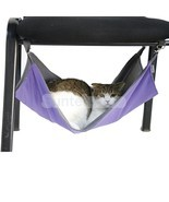 Purple Cat Reversible Hammock Radiator Bed Warm... - $8.18