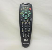Mitsubishi RM-RFHD5 Original Factory Hdtv Receiver Remote SR-HD400, SR-HD500 - $9.99