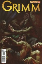 Grimm NBC TV Comics Issue #4 NM Dynamite Entertainment - 2013 - $4.50