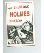 2 Sherlock Holmes paperbacks: Cook Book & Sherlock Holmes Observed - $12.00