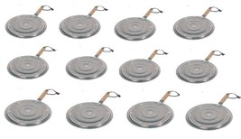 Wholesale Lot of 12 Stovetop Simmer Ring Heat Diffuser Gas and Electric ... - $65.21 CAD