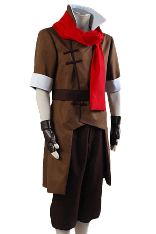 Haute qualité La Légende de Korra Tenzin Cosplay Costume