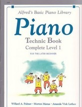 Alfred's Basic Technic Book Complete Level 1 - $6.95