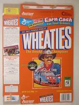 Empty WHEATIES Box 1998 12oz RICHARD PETTY 200th Career Win [Z202d4] - $6.32