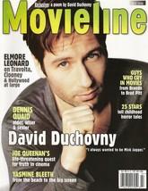 Movieline Magazine David Duchovny  Yasmine Bleeth Vol IX Issue #10 July ... - $6.95