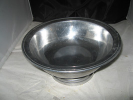 "Vintage Wilton RWP Plough Tavern Footed 10"" Pedestal Footed Bowl-U.S.A. - $15.00"