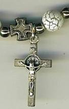 One Decade White  Bracelet Rosary - 3209A/W image 2