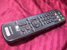 SONY Receiver Remote DIRECTV Satellite Remote RM-Y139 SAT-B55  - $7.00