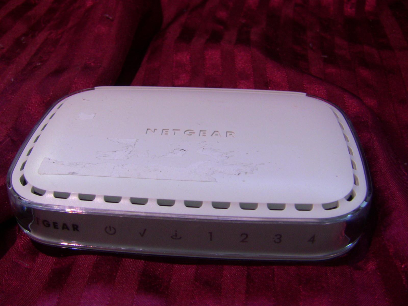 Netgear RP614 v4 4-Port Cable/DSL Web Safe and similar items