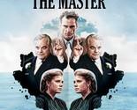 THE MASTER - BLU-RAY/DVD COMBO PACK [2 DISCS] - NEW UNOPENED - JOAQUIN PHOENIX
