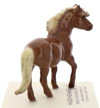 Hagen-Renaker Miniature Ceramic Horse Figurine Chestnut Shetland Pony Mare image 4