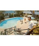 1960s dodger sandy koufax tropicana motor hotel baseball postcard hollyw... - $399.99