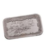 1973 Mother Lode Mint 1 oz. Silver Art Bar The Prospector  - $48.51