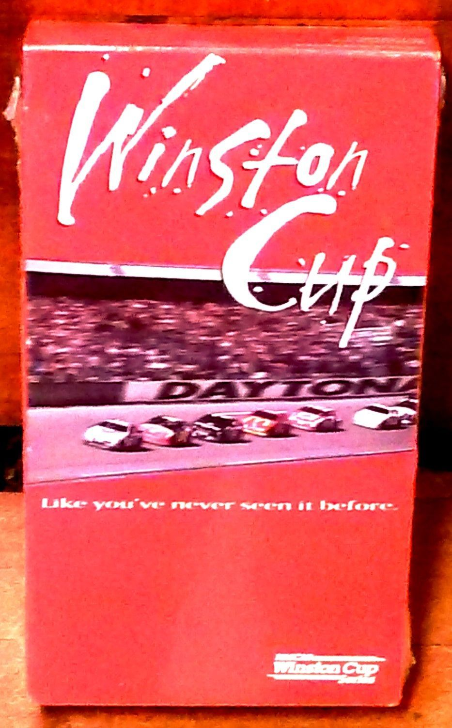 Primary image for SEALED NIP Winston Cup NASCAR VHS tape  50th Anniversary