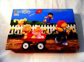Vintage CABBAGE PATCH KIDS Jigsaw Puzzle #4070-2 (100 PIECES) COMPLETE - $19.58