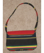 Cute Striped Summer Purse Handbag - $12.75