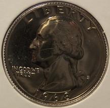1968-S Cameo Proof Clad Washington Quarter #0580 - $3.99