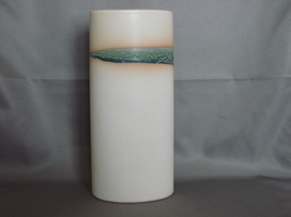 Elliptical Contemporary Vase 10 Inches - from U S Leisure Products Inc - $7.90