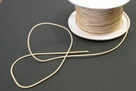 100 YARDS: 1.4mm Professional Lift Cord for Blinds and Shades: TAN (LIGH... - $28.70