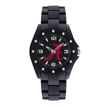 NCAA Mens Game Time Breakaway Series Logo Watch Black PU Texture Strap - $39.95