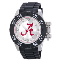 NCAA Mens Game Time Beast Series Logo Watch Adjustable PC strap All Meta... - $49.95