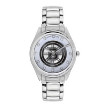 NHL Ladies Game Time Wildcard Series Logo Watch Alloy Bracelet Stainless... - $49.95