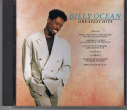 BILLY OCEAN - Greatest Hits - CD Used Bonanza