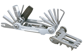 Topeak Mini 20 Pro Bike Multitool w/Case, SILVER, BRAND NEW - $28.00