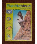 Air France Planete Bleue French Souvenir Collectible Magazine Booklet #8... - $1.00