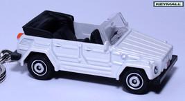KEY CHAIN WHITE VW THING TREKKER VOLKSWAGEN KURIERWAGEN LLAVERO БРЕЛОК K... - $34.94