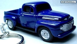 RARE KEY CHAIN F1/F2 1948/1949/1950 FORD F-1 BLUE TRUCK  LIMITED EDITION... - $39.95