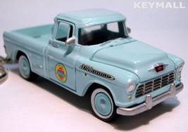 RARE KEY CHAIN 55~56~57~58 CHEVY CAMEO 3100 PICKUP TRUCK LIMITED EDITION... - $39.95