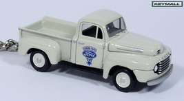 VERY RARE KEY CHAIN F1 1948/1949/1950 FORD WHITE TRUCK LIMITED EDITION 1... - $49.95