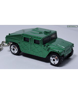 KEY CHAIN GREEN HUMMER HUMVEE H1 US TRUCK 4X4 AM GENERAL 4X4 CORP LLAVERO 1/64 R - €23,95 EUR