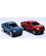 NICE LOT 2 FORD 1 F150 RAPTOR RED &  EXPLORER S... - $19.98