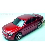 KEY CHAIN DARK RED NEW DODGE CHARGER RT CUSTOM KEY RING FAST & FURIOUS 1... - $19.98