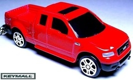 KEY CHAIN 04/2005/2006/2007/2008/2009 RED FORD F150 FX4 4X4 SEE PHOTO BE... - $38.95