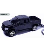 KEY CHAIN BLACK FORD RAPTOR SVT F150 TRUCK CUST... - $34.95