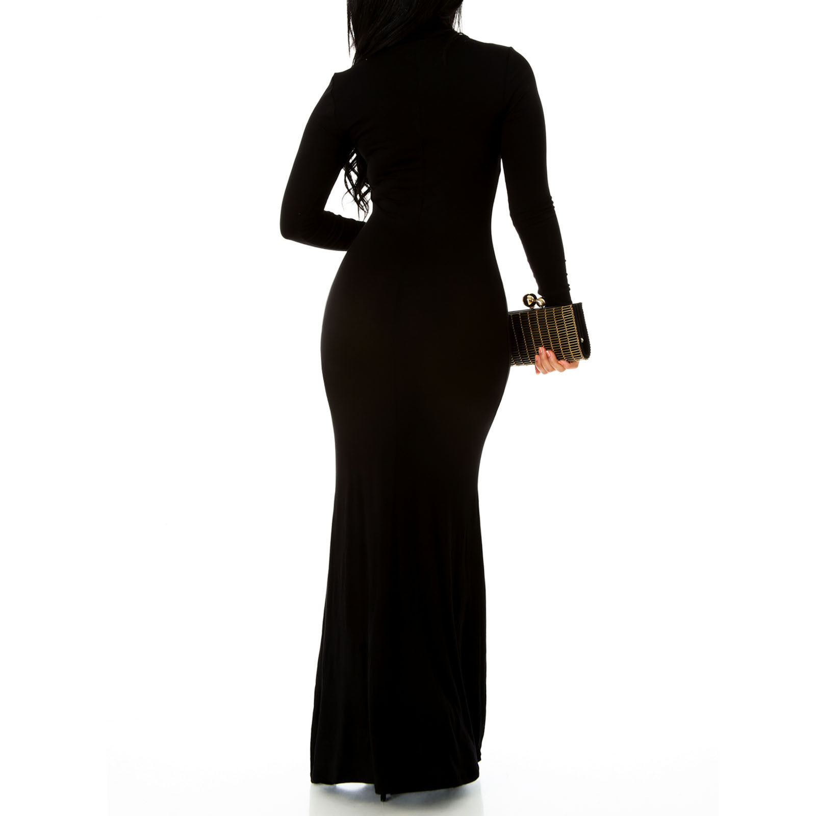 Bodycon midi dress off shoulder