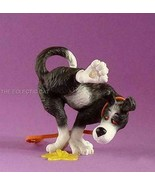 RUFUS, NOT  HERE! Humorous Dog Going Potty Statue Figurine by Ed Van Ros... - $24.20